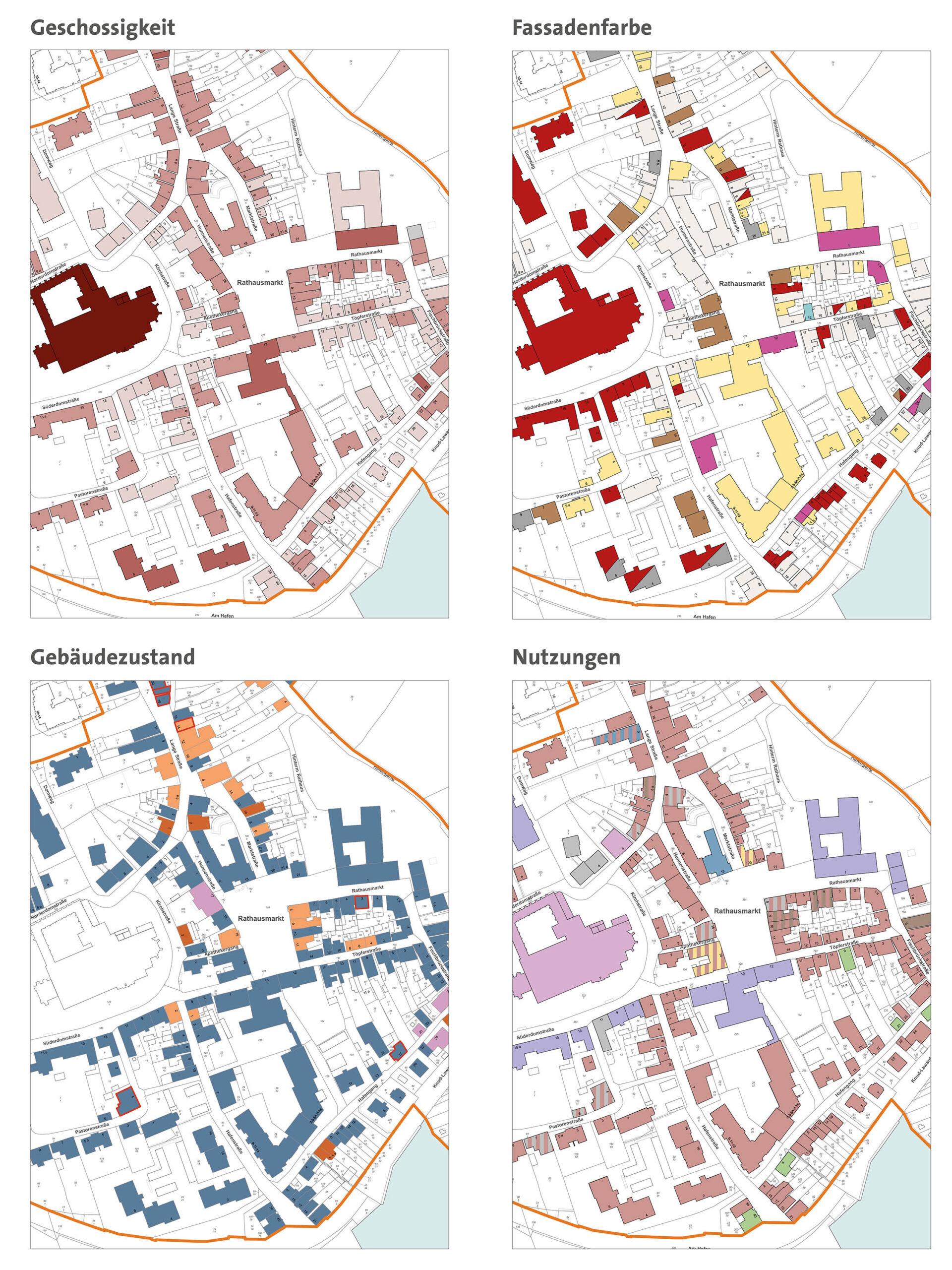 Gestaltungssatzung Altstadt Holm Schleswig Analyse