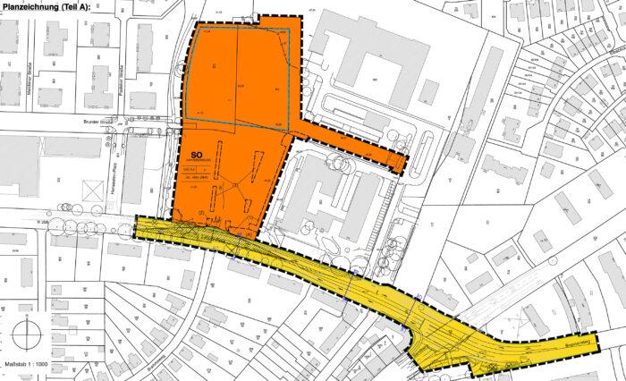 Bebauungsplan Nr. 140, Stadt Itzehoe
