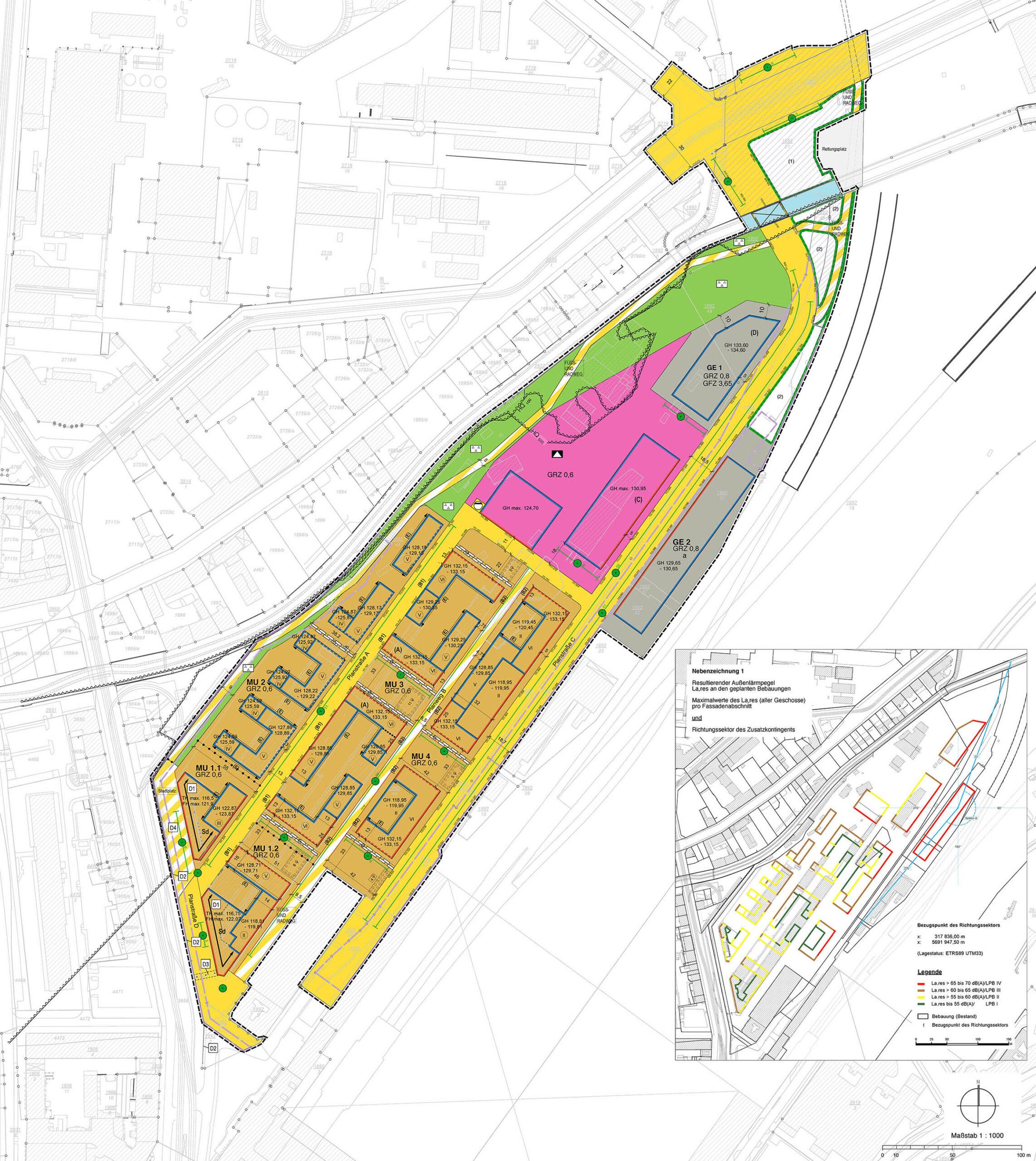 Bebauungsplan Nr. 323.2, Leipzig